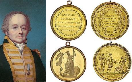 Bligh medals