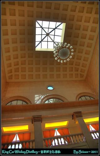 國際會議中心大廳燈飾