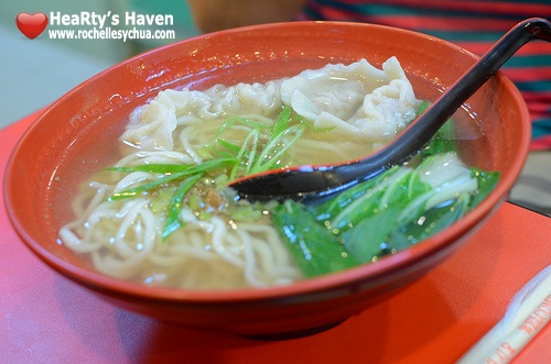 ersao dumpling noodles
