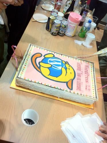 Workbench tokyo 2011 July Cake