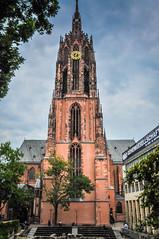 Saint Bartholomeus's Cathedral Frankfurt Germany (mbell1975) Tags: church saint st germany catholic cathedral roman dom frankfurt gothic kirche eu chapel imperial kaiser sankt hesse kapelle bartholomew bartholomus deutshland kaiserdom bartholomeuss