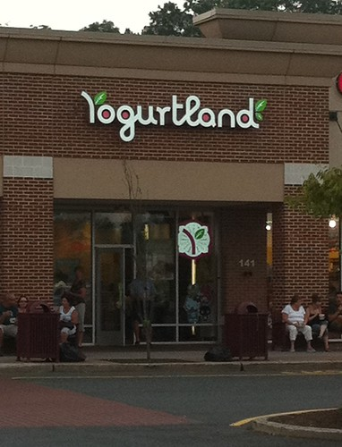 Yogurtland - Hamilton, NJ