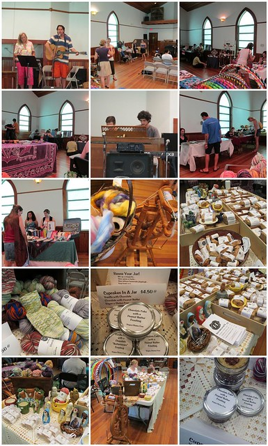 The July 2011 Monthly Craft Market