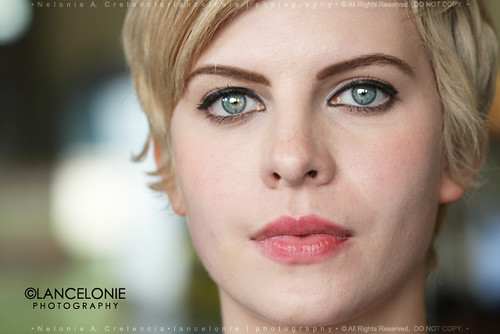 Stranger No. 11: Stunning Portlander by lancelonie