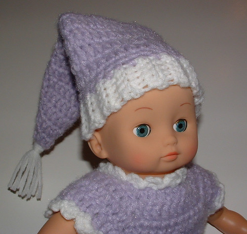 Doll Stocking Cap My Recycled Bags Com