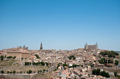 El Mirador del Valle en Toledo