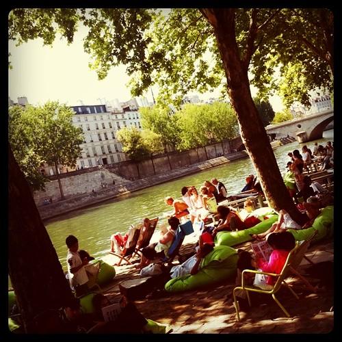 Paris Plage 2011