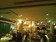 高山グリーンホテルで夕ご飯の写真
