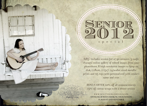 senior 2012 photography special