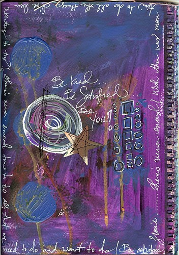 purple journal cover