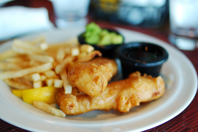 Alaska Cruise / Dining / Blue Lagoon