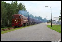 VSM 2299 + Afval, Apeldoorn (Henk Zwoferink) Tags: vam henk apeldoorn afval 2299 vsm locon atero betuweroute99 betuweroute100 zwoferink
