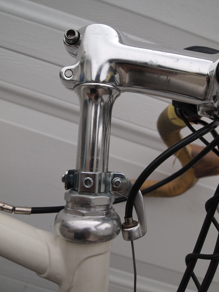 Cable Hanger Hack with VO stem/adapter combo