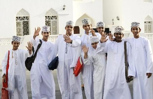 7-School Uniforms in Oman
