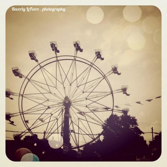a summer fair