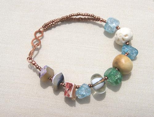 Boho Beach Elements- Bracelet
