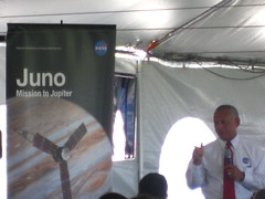 Charles Bolden, NASA Administrator