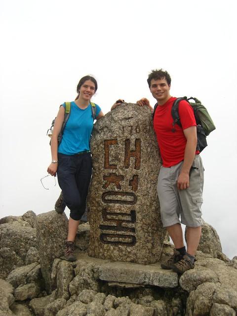 Daecheongbong peak!