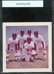 1960 - Coaching Staff2