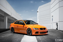 Arkym Fire Orange BMW M3 (1013MM) Tags: arkym fire orange bmw m3 hre san diego cali california wheels track carbon fiber supercharged ess tuning nikon d700 1013mm canibeat