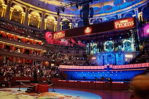 Proms at the Royal Albert Hall
