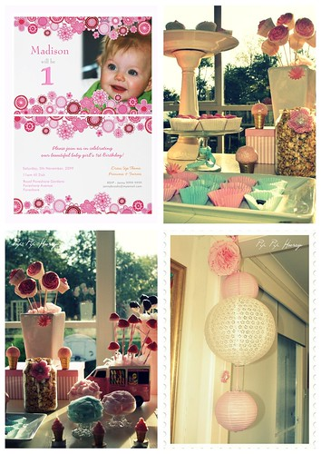 Pip Pip Hooray Pink Party Inspiration