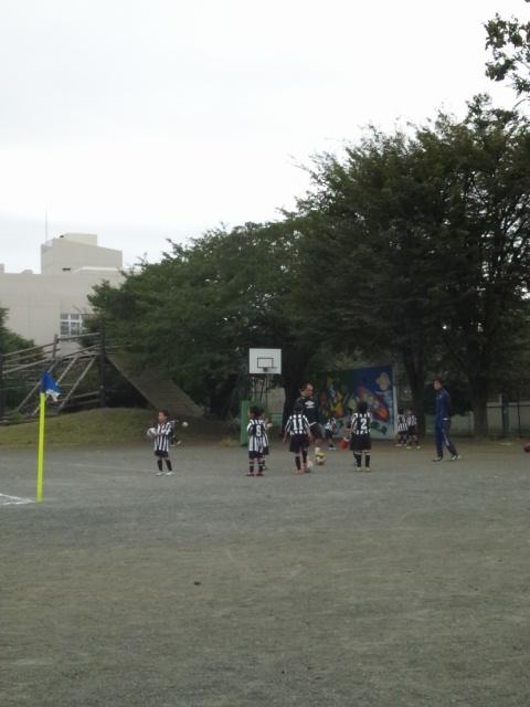 サッカー試合の写真