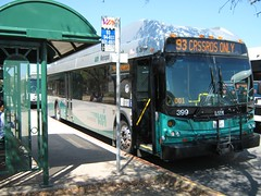 VIA Transit 399 (SA Transit Fan) Tags: new bus green buses sanantonio flyer san texas via transit express antonio hybrid metropolitan newflyer