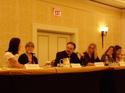 Women Trouble Panel