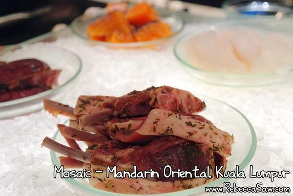 Mosaic- Mandarin Oriental, Kuala Lumpur-21