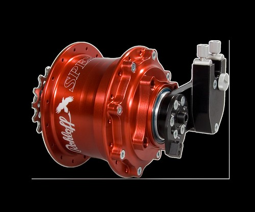 Rohloff Speedhub red