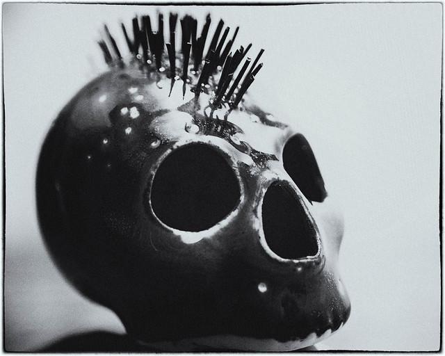 Birthday Skull