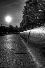 Fountain of HDR (MattyKamz) Tags: world new york city manhattan center financial hurray
