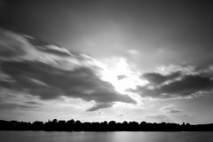 Slow (mikeh2o) Tags: bw mike pose landscape soleil photos nuage couchant meuse vis michal hick filtre longue nd400 nd8 mikeh2o