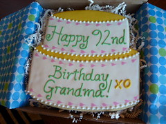 Birthday Cookie Gram