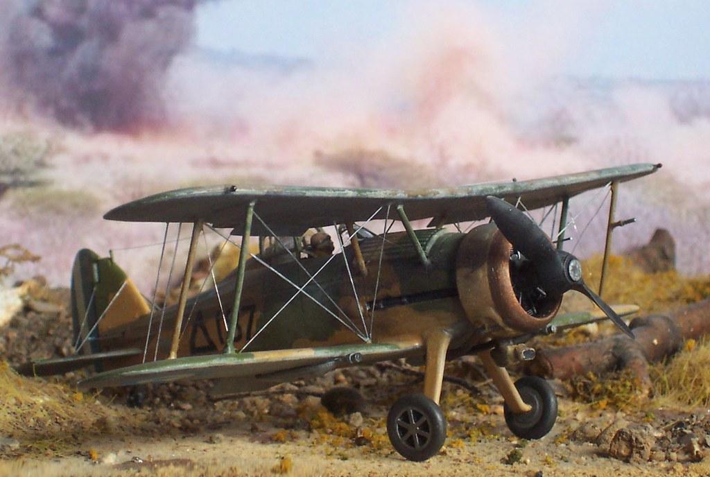 1:72 Gloster Gladiator Mk. I -