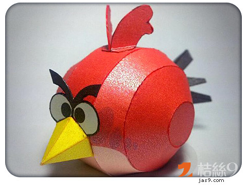 paper-angry-red-bird-1