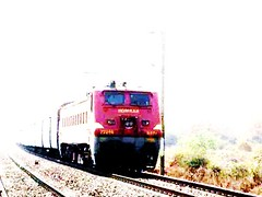 LTT (kshitijwap4) Tags: wap locomotives nagpur howrah indianrailways irfca