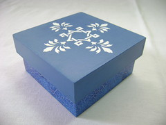Caixa de MDF (Ivone Passos) Tags: caixa mdf craquel box