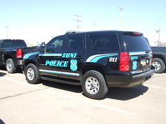 Zuni Tribal Police Department, New Mexico, GMC Yukon 4x4 002 (Yellowhorse915) Tags: new arizona america mexico cops 4x4 native indian nation police tribal funeral yukon american cop law enforcement navajo tribe suv department gmc patrol reservation zuni chinle