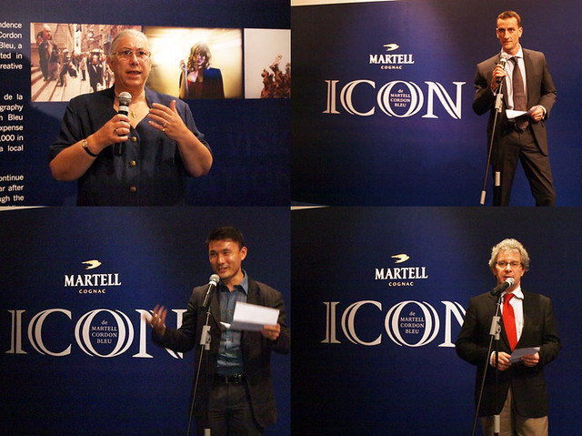 Icon de Martell Cordon Bleu Photographif Award 2011 - Award night at Artspace@Helutrans