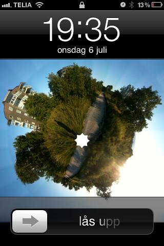 Bakgrundsbild 360 Panorama