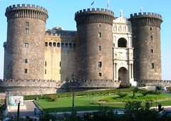 Castel Nuovo - Naples, Italy by Violator1, on Flickr