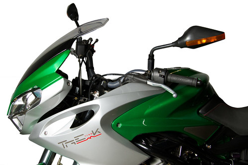 Moto Empire fabricada Benelli