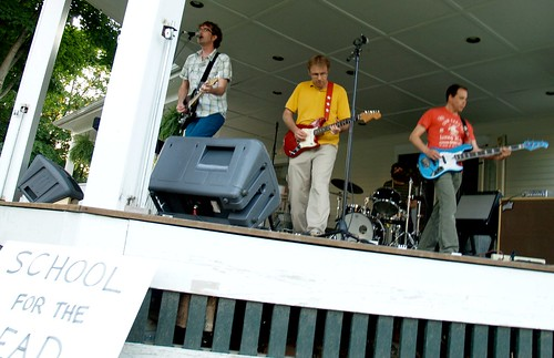 SFTD at Pop On the Lawn 2011