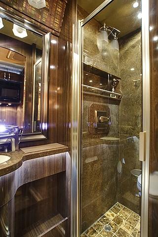 Cimarron - Shower