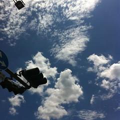 夏の空 #sky