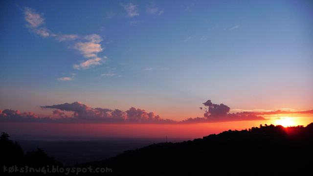 McLeod Ganj Sunset