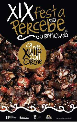 Ponteceso 2011 - Festa do Percebe do Roncudo en Corme