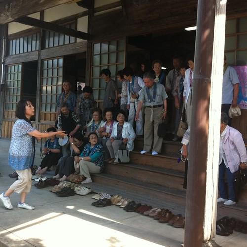記念撮影です。 #junkouji